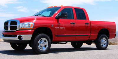 2006 Dodge Ram 3500 Truck