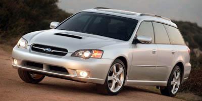 2006 Subaru Legacy 2.5GT Limited