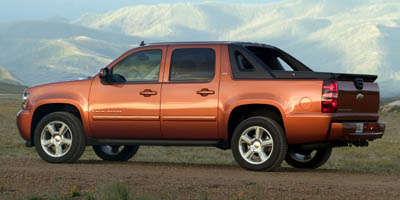 2007 Chevrolet Avalanche 2WD Crew Cab 130' LS