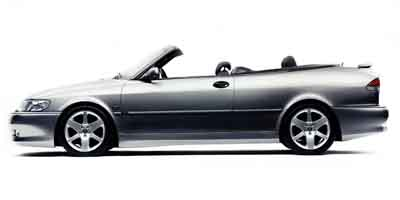 2001 Saab 9-3 Viggen