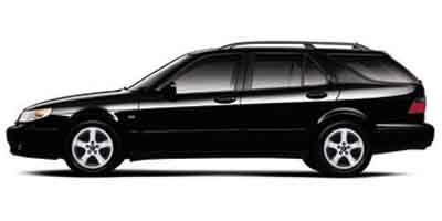 2001 Saab 9-5 SE