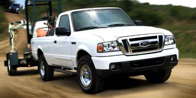2007 Ford Ranger 4WD Reg Cab 118' XL