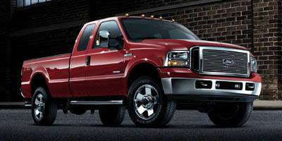2007 Ford F350 4WD SuperCab 158' Highline