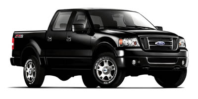 2007 Ford F150 2WD SuperCrew 150' Lariat
