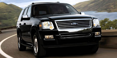 2007 Ford Explorer 4WD 4dr V6 Limited