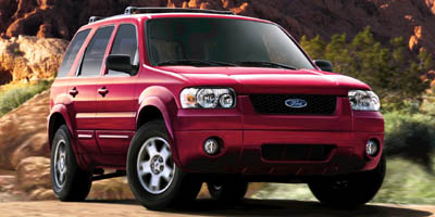 2007 Ford Escape 2WD 4dr V6 Auto Limited
