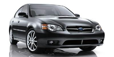 2007 Subaru Legacy 2.5GT spec.B