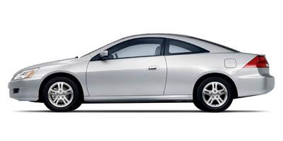 2007 Honda Accord 2dr I4 MT LX