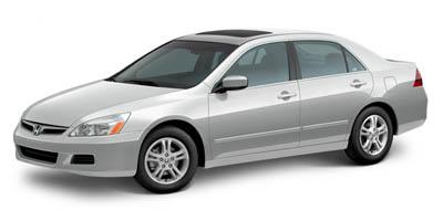 2007 Honda Accord 4dr I4 MT EX