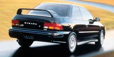2001 Subaru Impreza RS