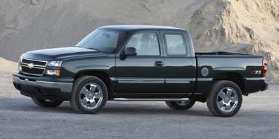 2007 Chevrolet Silverado 1500 2WD Ext Cab 143.5' Work Truck