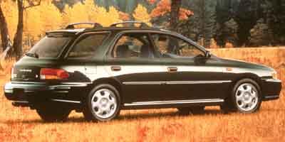 2001 Subaru Impreza L