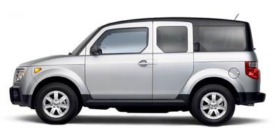 2007 Honda Element 2WD 4dr AT EX