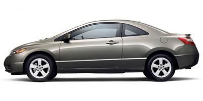 2007 Honda Civic 2dr MT EX w/Navi