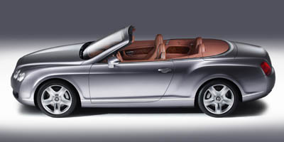 2006 Bentley Continental 2dr Conv