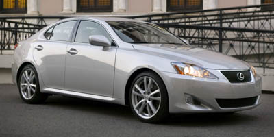 2007 Lexus IS Models