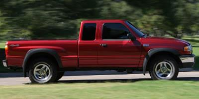 2007 MAZDA B-Series Pickup SE