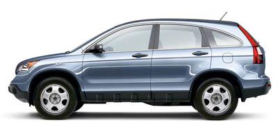 2007 Honda CR-V 4WD 5dr LX