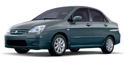 2007 Suzuki Aerio Premium