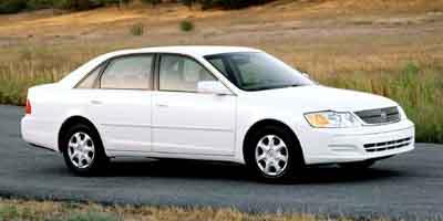 2001 Toyota Avalon XL