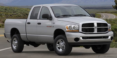 2007 Dodge Ram 2500 Truck Laramie
