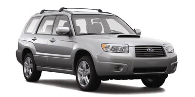 2007 Subaru Forester 2.5XT Limited