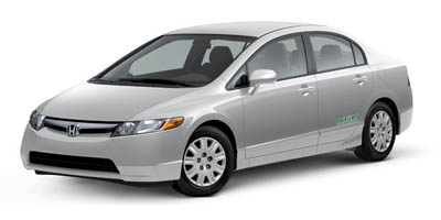 2007 Honda Civic 4dr AT GX