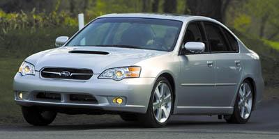 2007 Subaru Legacy 2.5GT Limited