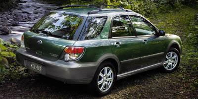 2007 Subaru Impreza Outback Sport Special Edition