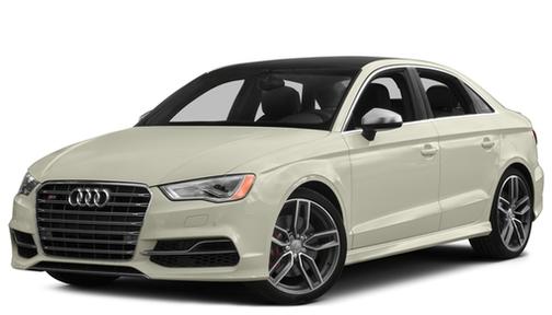 2015 Audi S3 4dr Sdn quattro 2.0T Premium Plus