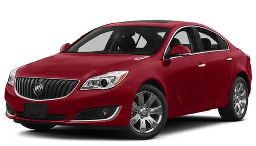 2015 Buick Regal 4dr Sdn GS AWD