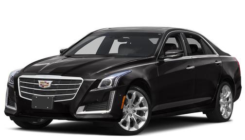 2015 Cadillac CTS 4dr Sdn 2.0L Turbo Premium AWD