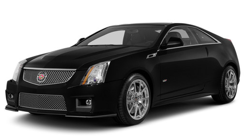 2015 Cadillac CTS 2dr Cpe