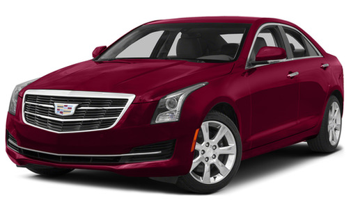 2015 Cadillac ATS 4dr Sdn 3.6L Performance AWD