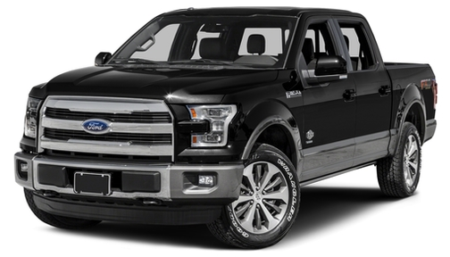 2015 Ford F150 2WD SuperCrew 157' King Ranch