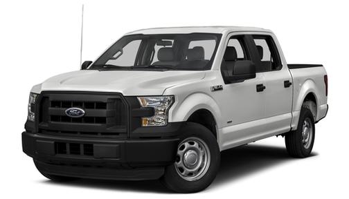 2015 Ford F150 4WD SuperCrew 145' XL