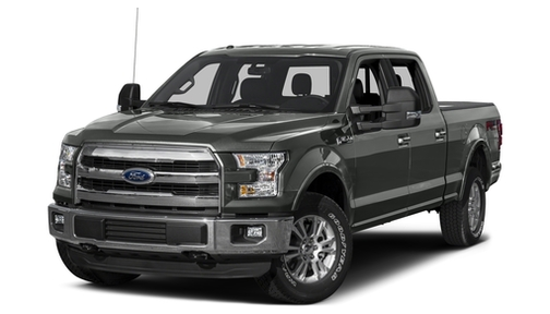 2015 Ford F150 2WD SuperCrew 157' Lariat