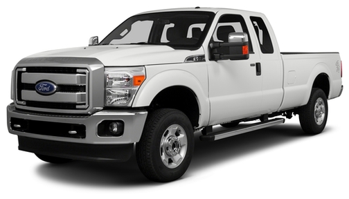 2015 Ford F250 2WD SuperCab 158' Lariat