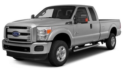 2015 Ford F350 2WD SuperCab 158' Lariat