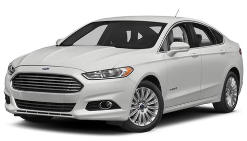 2015 Ford Fusion 4dr Sdn SE Hybrid FWD
