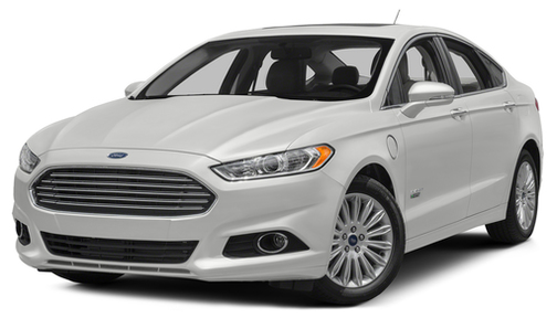 2015 Ford Fusion 4dr Sdn SE Luxury