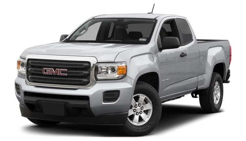 2015 GMC Canyon 2WD Ext Cab 128.3' SL