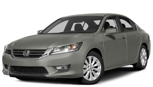 2015 Honda Accord 4dr I4 CVT EX PZEV