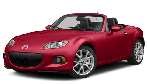 2015 MAZDA MX-5 Miata Grand Touring