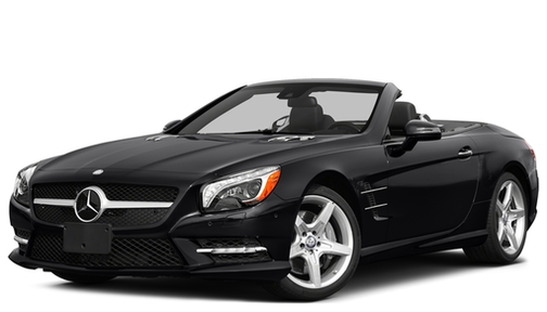2015 Mercedes-Benz SL 550