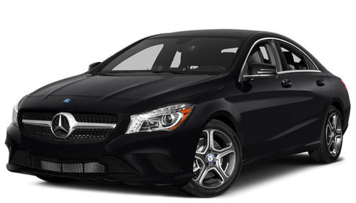 2015 Mercedes-Benz CLA 250