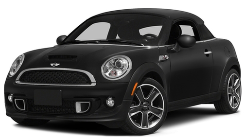 2015 MINI Cooper Coupe John Cooper Works