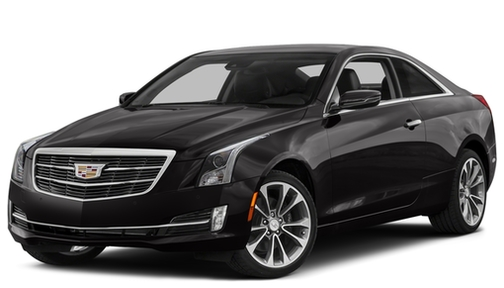 2016 Cadillac ATS 2dr Cpe 3.6L Luxury Collection AWD