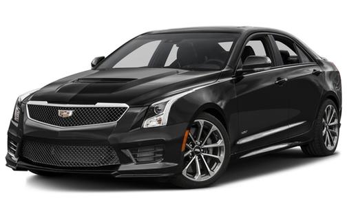 2015 Cadillac ATS 4dr Sdn