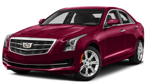 2016 Cadillac ATS 4dr Sdn 2.0L Performance Collection AWD